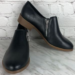 BNWOT American Eagle Black Bootiess Size 6